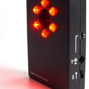6 Ultra Bright Red LEDs Super Sleuth Camera Detector